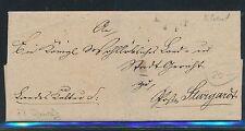 05630) Westpreussen Berent, L2 Brief 1842 n. Pr.Stargard