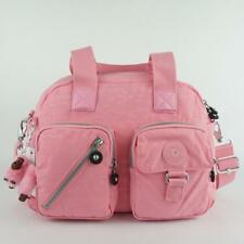 6fad9f126e6 KIPLING DEFEA Handbag Travel Shoulder CrossBody Bag Scallop Pink