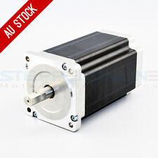 Nema 34 Stepper Motor 13Nm 5A 4-wires 14mm Shaft DIY CNC Mill Laser Lathe Router