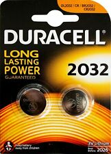 100x Duracell CR2032 3V Lithium Coin Cell Battery 2032 button DL2032 SB-T15 NEW