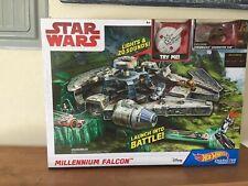 Millennium Falcon Hot Wheels Character Cars