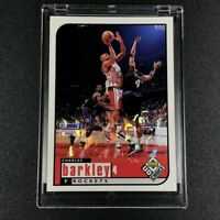 CHARLES BARKLEY 1998 UPPER DECK CHOICE #50 RESERVE CHOICE HOLO PARALLEL NBA HOF