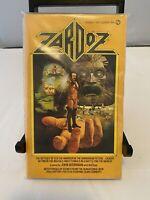 1974 IMPECCABLE CONDITION Zardoz John Boorman 1st Signet Novel Sean Connery