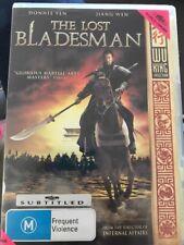 The Lost Bladesman (DVD, 2011) Mandarin Origin- English Subtitles- Free Post!