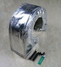 T4 Silver Turbo Charger Turbocharger Blanket Heat Shield Cover GT47 GT55 AU
