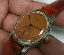 Vintage Tavannes Cyma wristwatch. Beautiful dial.