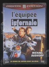 NEUF DVD L EQUIPEE INFERNALE SOUS BLISTER MICHAEL DUDIKOFF action comédie