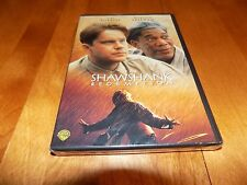 THE SHAWSHANK REDEMPTION Morgan Freeman Tim Robbins Prison Break Drama DVD NEW