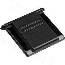 Black Rigid Plastic BS-1 Hot-Shoe Cover for all Nikon D-SLR Cameras