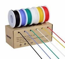 AWG Electronic Wire Kit Flexible Silicone Gauge Hook Up (6 different coloreds)