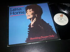 "Lena Horne ‎""Standing Room Only"" LP Accord  ‎– SN 7190 Usa 1982"