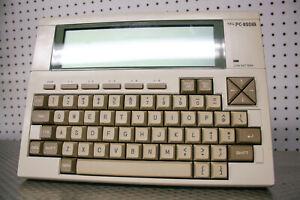 Vintage 1983 NEC PC-8201A Portable Computer