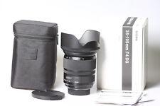 SIGMA 24-105mm/4 DG HSM ART Wide Obiettivo per Nikon sistema