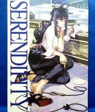 Shigeki Maeshima Illustrations - Serendipity /Japanese Anime Art Book