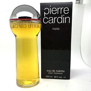 VINTAGE 1980's Pierre Cardin Pour Monsieur Eau de Toilette 8 oz-240 ml