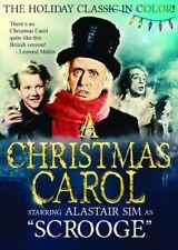 A Christmas Carol [New DVD] Full Frame