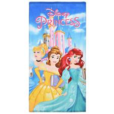 Disney Princesa Autorizado Niña Toallas Playa de Baño de Algodón Piscina
