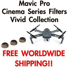 PolarPro Cinema Series Filter For DJI Mavic Pro Platnium Vivid Collection