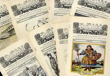 Bayern Schule Kinder Jugendlust Zeitschrift mit Kunstbeilagen 13 Hefte 1932