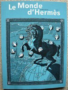 NEUF ! CATALOGUE LE MONDE D'HERMÈS N°77 AUTOMNE-HIVER 2020