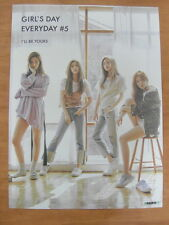 GIRL'S DAY - Everyday #5 (Ver. B) [OFFICIAL] POSTER *NEW* K-POP