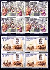 King Nicephorus II Phocas, Liberation of Cyprus, Europa, 1982 MNH in Blk 4 -Ki5