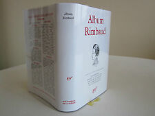 ALBUM LA PLEIADE - RIMBAUD - 1967