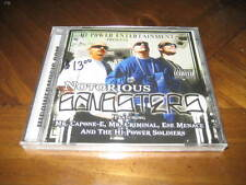 Chicano Rap CD Hi Power Notorious Gangsters - Mr. Criminal GRUMPY Triggerman