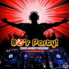 The 80s Party 1 -Non Stop Dj Video Mix Dvd- 100 Greatest Hits in 1 mix!!!!