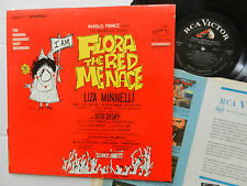 FLORA THE RED MENACE Broadway LP Liza Minelli STEREO