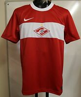 SPARTAK MOSCOW 2011/12 HOME SHIRT BY NIKE ADULTS SIZE XXL BRAND NEW WITH TAGS