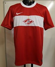 SPARTAK MOSCOW 2011/12 S/S HOME SHIRT BY NIKE SIZE MEN'S XXL BRAND NEW WITH TAGS