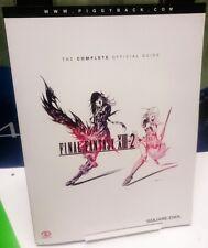 Final Fantasy XIII - 2 PIGGYBACK la guía completa de juego oficial