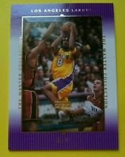 KOBE BRYANT  (7) CARD 2000 UD Master Collection Set 290/300  VERY HARD TO FIND !
