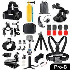 Gopro Accessories Kit Mount for Gopro Hero 9 8 7 6 5 4 Floating Combo Set Selfie