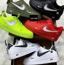 Nike Air Force 1  deportivas hombres Zapatillas Mujeres Shoes Nike 2020