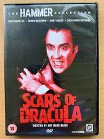 Scars of Dracula DVD 1973 British Hammer Horror Vampire Film Movie Classic