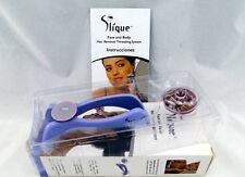 New Slique Facial Hair Removal Face Epilator Facial Hair Plucking Clip