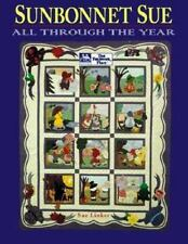 Sunbonnet Sue: All Through the Year-ExLibrary