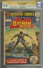 DETECTIVE COMICS #419 CGC 9.0 OW/WH PAGES