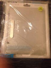 Belkin iPad Clear Snap Shield Secure Funda Ipad 3rd Gen y Ipad 2 Nuevo