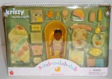 Barbie 2000 Krissy Scrub A Dub Dub Bath Time Fun 27244