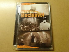 MUSIC DVD / MACHIAVEL: LIVE AT THE COLISEUM