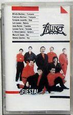 "GRUPO LATINO  ""FIESTA""                                        CASSETTE BRAND NEW"