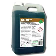Comet Extraction Carpet Cleaner 1 x 5L Clover Chemicals Inc Fast P&P