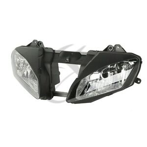 Headlight Head light Headlamp Assembly For Yamaha YZF R6 YZFR6 2006 2007 06 07