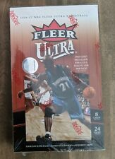 2006-07 Fleer Ultra Basketball Sealed Hobby Box