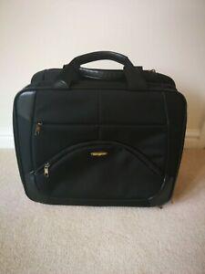 Samsonite Laptop Bag on Wheels - Black - Used in great condition