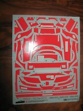 1:24 Decalsatz UNISIA JECS SKYLINE NISMO GT-R Tamiya 24165 new