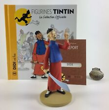 Collection officielle figurine Tintin Moulinsart 66 Didi est fou